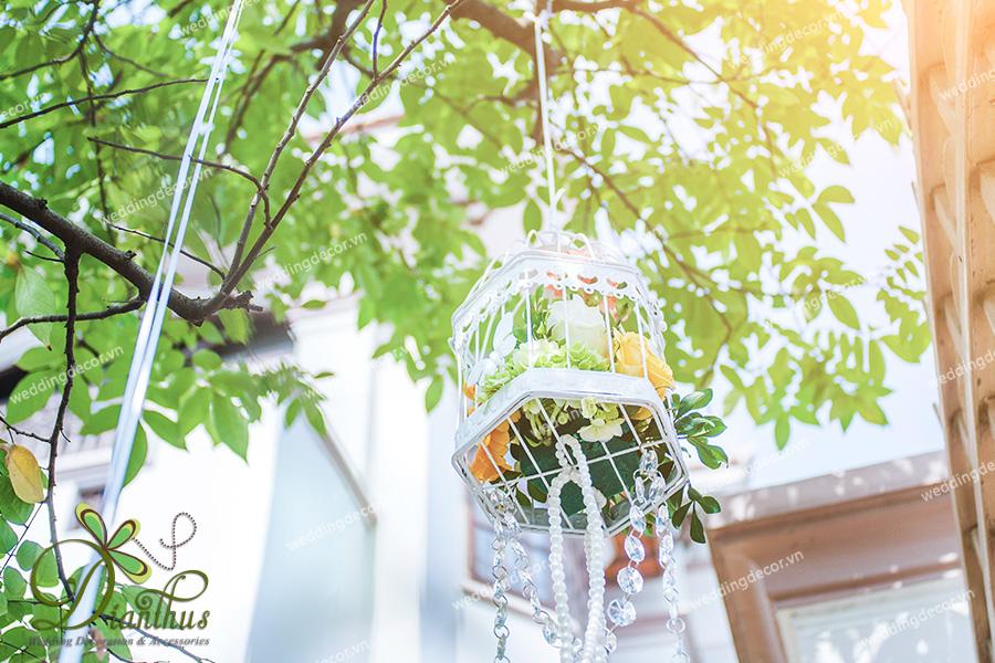 trang trí nhà ngày cưới 8