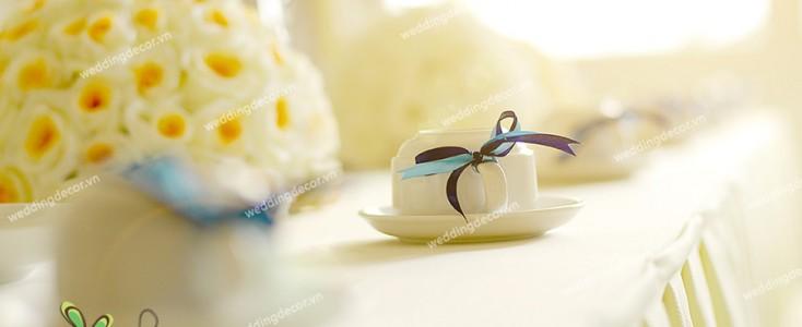 Dịch vụ trang trí tiệc cưới tại nhà tại TPHCM