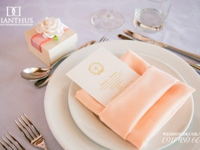 trang trí tiệc cưới Dianthus Wedding Decor 13