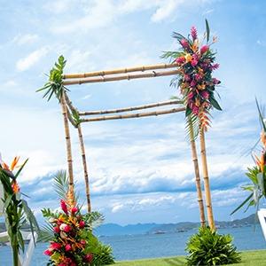 trang trí tiệc cưới Dianthus Wedding Decor 07