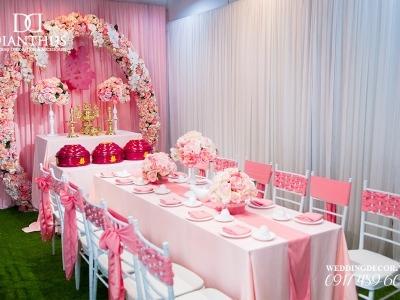 trang trí tiệc cưới Dianthus Wedding Decor 11